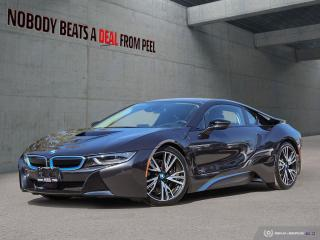 Used 2015 BMW i8 Luxury, Full Leather, NO Accidents, As NEW, EV for sale in Mississauga, ON
