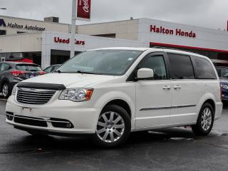 Used 2013 Chrysler Town & Country TOUR|NO ACCIDENTS for sale in Burlington, ON