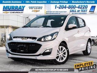 New 2020 Chevrolet Spark LT for sale in Winnipeg, MB