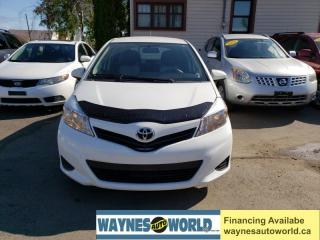 Used 2012 Toyota Yaris LE for sale in Hamilton, ON