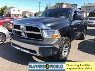 Used 2011 RAM 1500 SLT for sale in Hamilton, ON