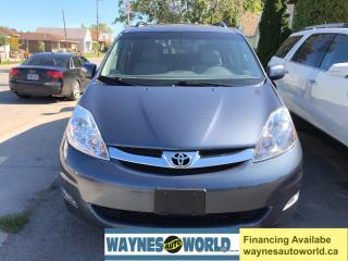 Used 2008 Toyota Sienna XLE LTD*AWD*NAVI*LOADED*ODOM IN MILES* for sale in Hamilton, ON