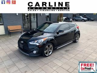 Used 2013 Hyundai Veloster 3DR CPE TURBO for sale in Nobleton, ON