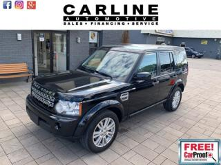 Used 2010 Land Rover LR4 4WD 4dr V8 HSE for sale in Nobleton, ON