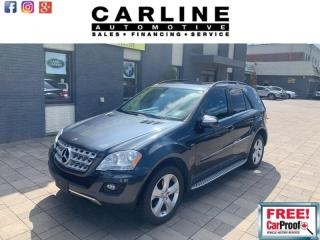 Used 2010 Mercedes-Benz ML-Class 4MATIC 4dr 3.0L BlueTEC for sale in Nobleton, ON