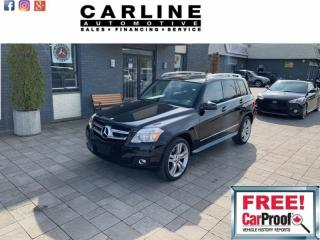 Used 2010 Mercedes-Benz GLK-Class 4MATIC 4dr 3.5L for sale in Nobleton, ON