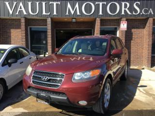 Used 2007 Hyundai Santa Fe AWD 3.3L  GLS LEATHER SEATS for sale in Brampton, ON