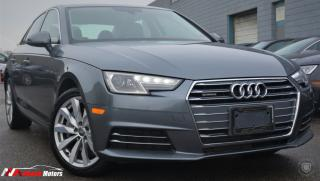 Used 2017 Audi A4 4dr Sdn FULLY LOADED Quattro w/ SUNROOF / KEYLESS ENTRY / for sale in Brampton, ON
