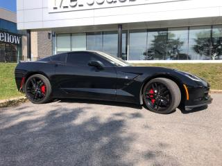 Used 2015 Chevrolet Corvette 2dr Stingray Z51 Cpe w-1LT for sale in St. George Brant, ON