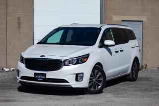 Used 2018 Kia Sedona EX LOADED, PREMIUM TRIM, WARRANTY for sale in St. Catharines, ON