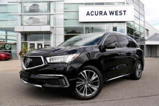 Used 2017 Acura MDX SH-AWD 4DR ELITE PKG for sale in London, ON