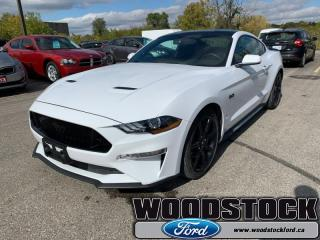 Used 2019 Ford Mustang GT Fastback  - Trade-in - Local for sale in Woodstock, ON