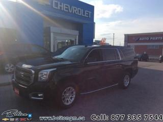 Used 2015 GMC Yukon XL XL 4x4 SLE  - Bluetooth - $282 B/W for sale in Bolton, ON