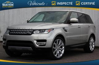Used 2014 Land Rover Range Rover Sport Supercharged V8 4 portes 4RM for sale in Ste-Rose, QC