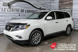 Used 2016 Nissan Pathfinder SL for sale in Laval, QC