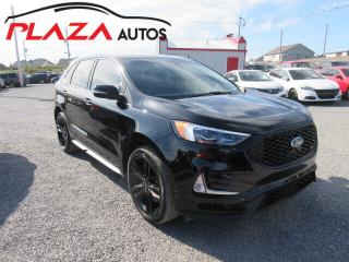 Used 2019 Ford Edge ST AWD for sale in Beauport, QC