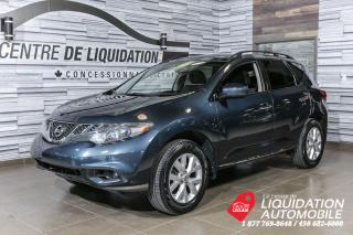 Used 2013 Nissan Murano for sale in Laval, QC
