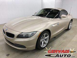 Used 2013 BMW Z4 SDrive28i Toit Dur DÉCAPOTABLE MAGS CUIR for sale in Shawinigan, QC