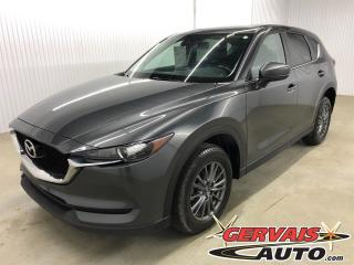 Used 2017 Mazda CX-5 GS GPS Cuir/Tissus MAGS Bluetooth Caméra de recul for sale in Shawinigan, QC