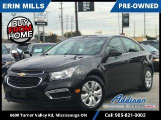 Used 2016 Chevrolet Cruze Limited LT  SUNROOF|REMOTE START|REAR CAM| for sale in Mississauga, ON