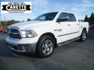 Used 2016 RAM 1500 Big horn ecodiesel 4x4 for sale in East broughton, QC