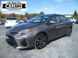 Used 2017 Toyota Corolla Se toit ouvrant for sale in East broughton, QC