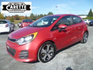 Used 2016 Kia Rio SX for sale in East broughton, QC