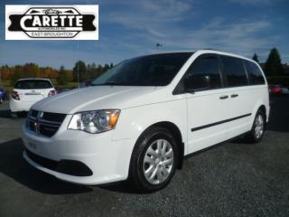 Used 2016 Dodge Grand Caravan SE for sale in East broughton, QC