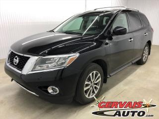 Used 2014 Nissan Pathfinder SV AWD 7 PASSAGERS MAGS SIÈGES CHAUFFANTS CAMÉRA for sale in Shawinigan, QC