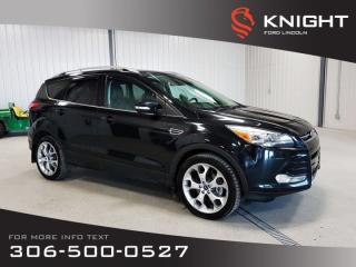 Used 2014 Ford Escape Titanium for sale in Moose Jaw, SK