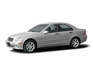 Used 2004 Mercedes-Benz C-Class Classic for sale in Coquitlam, BC
