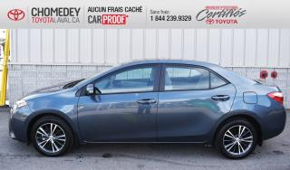 Used 2016 Toyota Corolla LE GROUPE B, TOIT OUVRANT, MAGS, SEULEMENT 9200 KM for sale in Laval, QC