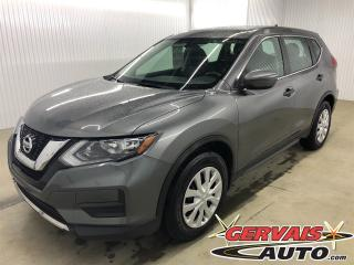 Used 2017 Nissan Rogue S Bluetooth A/C sièges chauffants Caméra de recul for sale in Shawinigan, QC