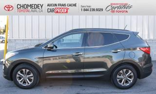 Used 2013 Hyundai Santa Fe PREMIUM, SPORT, 2.0T, DVD for sale in Laval, QC