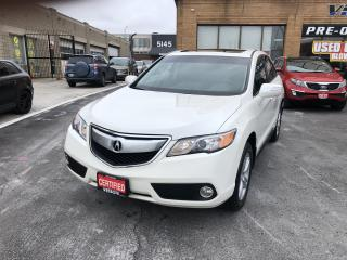 Used 2014 Acura RDX AWD 4dr Tech Pkg for sale in North York, ON
