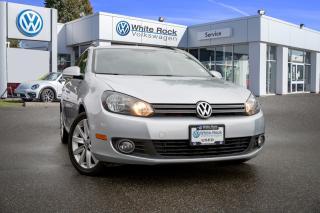 Used 2014 Volkswagen Golf 2.0 TDI Highline *0% FINANCING UP TO 60 MONTHS* *DIESEL* *LEATHER* *HUGE SUNROOF* *NAVIGATION* for sale in Surrey, BC