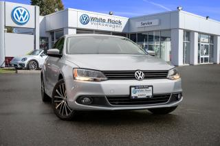 Used 2014 Volkswagen Jetta 2.0 TDI Highline <b>*0% FINANCING UP TO 60 MONTHS* *MANUAL TRANSMISSION* *DIESEL* *SUNROOF* *LEATHER*<b> for sale in Surrey, BC