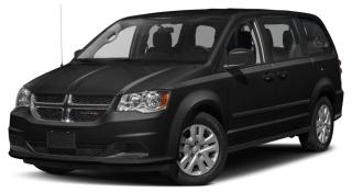 Used 2019 Dodge Grand Caravan CVP/SXT for sale in Surrey, BC