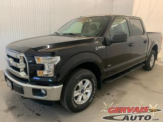 Used 2016 Ford F-150 XLT Crew 4X4 Ecoboost 2.7 MAGS Caméra Bluetooth *Bas Kilométrage* for sale in Trois-Rivières, QC