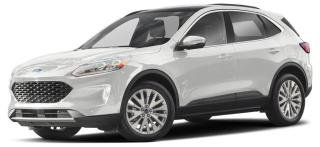 Used 2020 Ford Escape SEL for sale in Surrey, BC