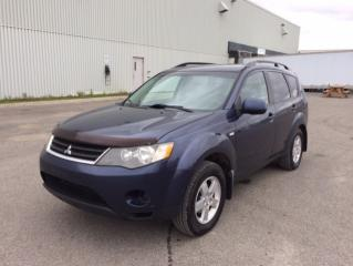 Used 2007 Mitsubishi Outlander 4 RM 4 portes LS for sale in Quebec, QC