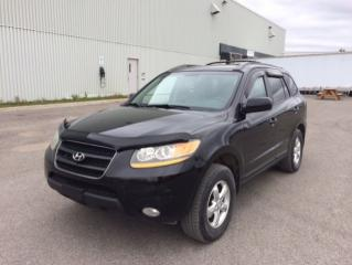 Used 2009 Hyundai Santa Fe GL automatique de 3,3 L 4 portes à tract for sale in Quebec, QC