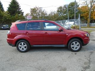 Used 2010 Mitsubishi Outlander ES for sale in Scarborough, ON