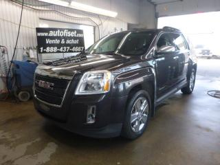 Used 2015 GMC Terrain AWD 4dr SLE w-SLE-2 for sale in St-Raymond, QC