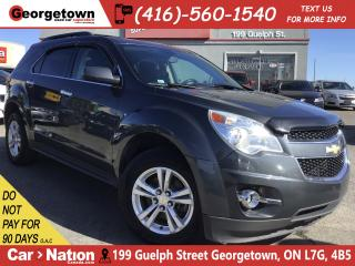 Used 2011 Chevrolet Equinox 1LT | AWD | ALLOYS | FOGS | BLU TOOTH | PWR GRP for sale in Georgetown, ON