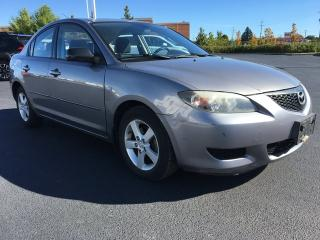 Used 2005 Mazda MAZDA3 GX - 5SPD|A/C|ALLOYS|KEYLESS & MORE!! for sale in Ancaster, ON