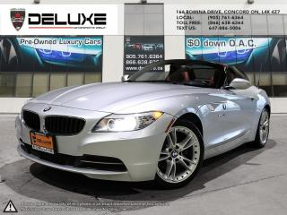 Used 2009 BMW Z4 sDrive30i 2009 BMW Z4 3.0-liter, 6 spd Cabriolet hard top 255-horsepower, dual overhead cam (DOHC), inline 24- for sale in Concord, ON