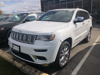 Used 2020 Jeep Grand Cherokee Summit EXECUTIVE DEMO for sale in Concord, ON