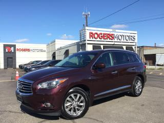 Used 2015 Infiniti QX60 AWD - NAVI - 7 PASS - 360 CAMERA - SUNROOF for sale in Oakville, ON
