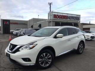 Used 2016 Nissan Murano SL AWD - NAVI - PANO ROOF - REVERSE CAM for sale in Oakville, ON